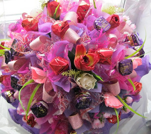 Sweet bouquet of sweets