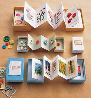 Как сделать книжку из картона своими руками