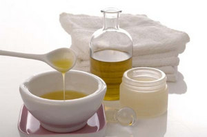 Mask oil