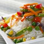 Современные способы приготовления риса с овощами