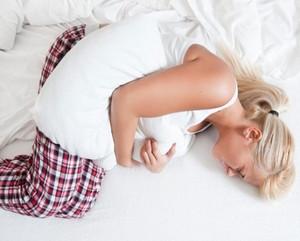 Боль внизу живота слева у женщин во время беременности
