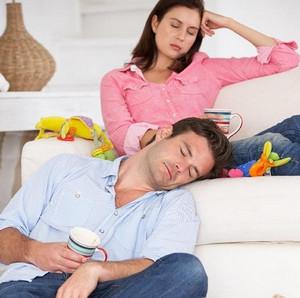 Режим сна ребенка в год