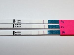 Положительный тест при внематочной беременности