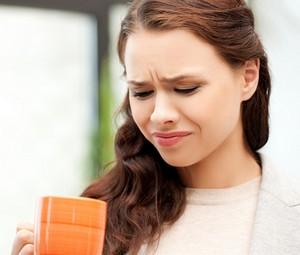 При беременности горечь во рту после еды