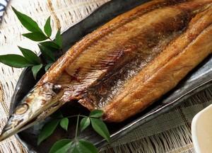 Копченая рыба на блюде