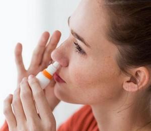 Что можно при беременности капать в нос