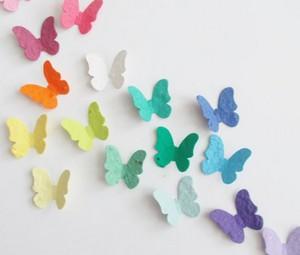 Оригами бабочки из бумаги своими руками фото 427