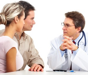 Planning a pregnancy with a doctor