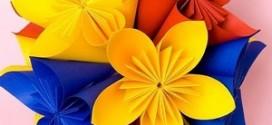 Как сделать красивые цветы из простой бумаги?
