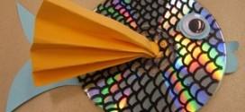 Необычное применение старым компакт-дискам