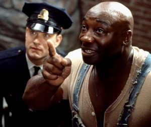 Shot from the movie Green Mile