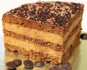 торт из коржей готовых со сгущенкой рецепт с фото