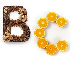 Vitamins B and C