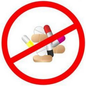 Contraindications to taking pills