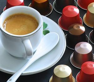 Capsule Coffee Cup