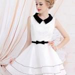 Как выбрать или сшить самой платье с пышной юбочкой?