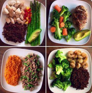 Блюда с диетическим питанием