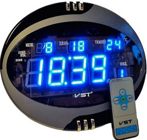Watch with remote control