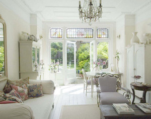Provencal style in the interior