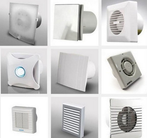 Different devices for ventilation