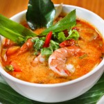 Готовим популярный тайский суп Том Ям дома!