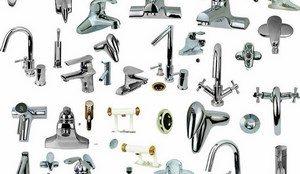 Many types of mixers