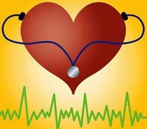 Сердце с тонометром