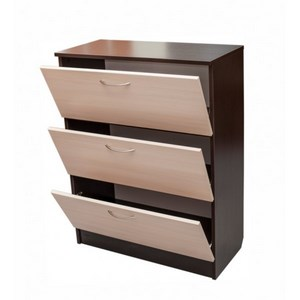 High cabinet for shoes