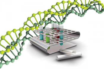 dna and test tubes