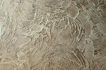 textured plaster, varieties