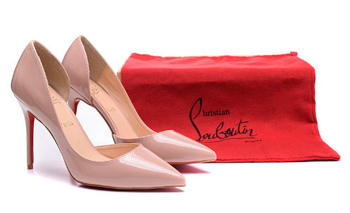 Christian Louboutin shoes from a famous brand