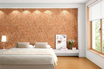 cork wall varieties