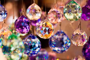 Which celebrity has jewelry with Swarovski stones