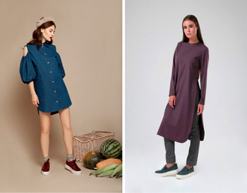 Lookbook for spring and summer