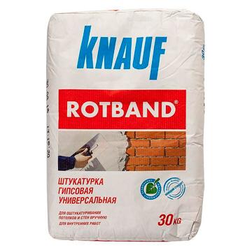 Knauf Rotband gypsum plaster