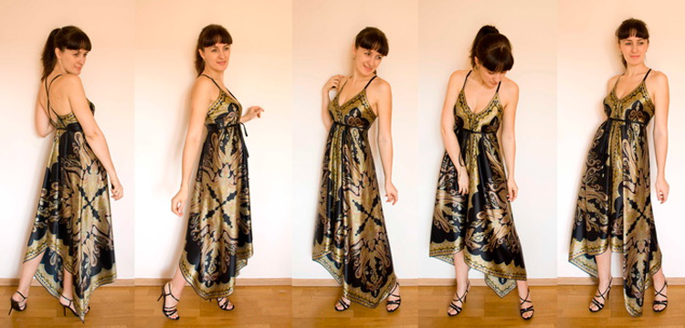 patterns of summer dresses and sundresses