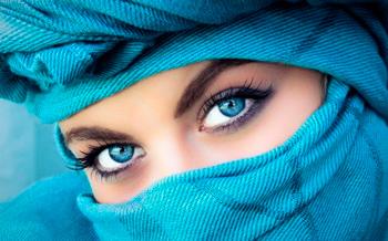 human sense organs, eyes