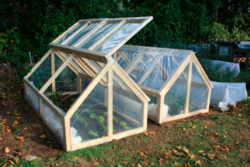 greenhouse do-it-yourself drawings