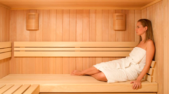 Construction of saunas in the apartment