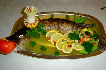 fish aspic French recipe