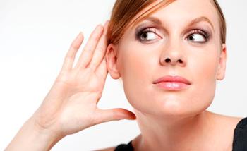 human senses, ears
