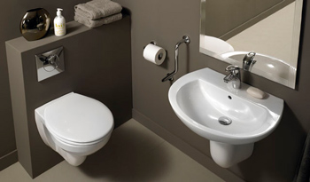 Toilet with installation which one is better to choose