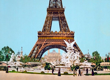 pictures of paris eiffel tower