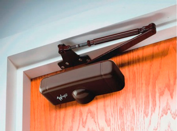 door closer adjustment