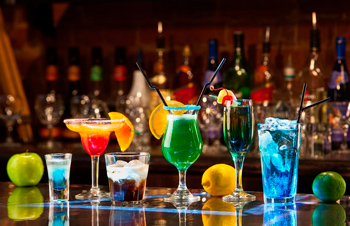 unusual rum cocktails