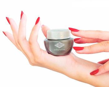 Biogel nail cover