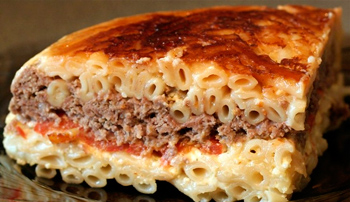 how to cook pasta casserole