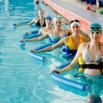 What is the use of aqua fitness?