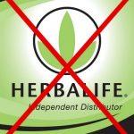 What is behind Herbalife?