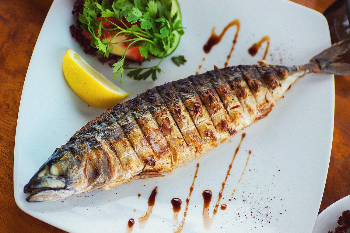 рыба на гриле рецепт с фото оригинально поздравить